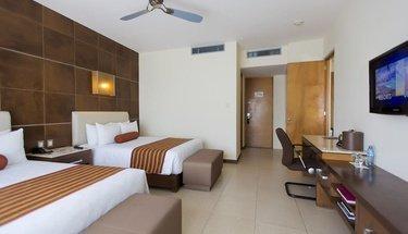 Suite doble Hotel Krystal Urban Cancún Cancún