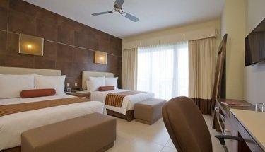 Habitación estándar doble Hotel Krystal Urban Cancún Cancún