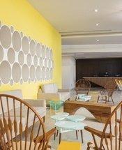 Recepción Hotel Krystal Urban Cancún Cancún